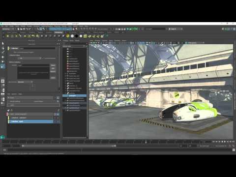Maya 2016 Extension 2: Faster Render Management