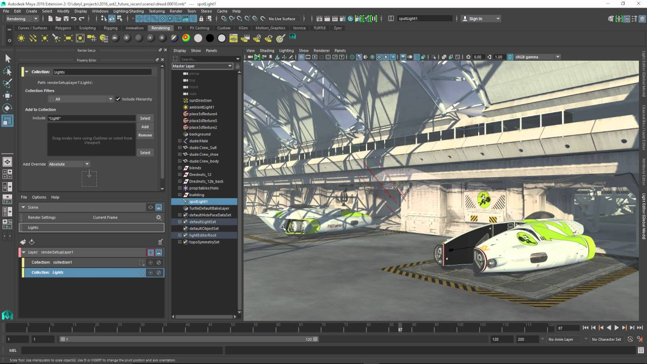 Maya 2016 Extension 2 Faster Render Management Youtube