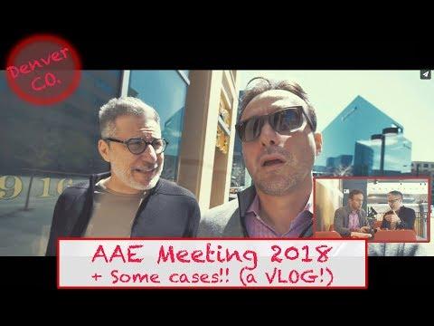 AAE 2018 Denver RWE Vlog