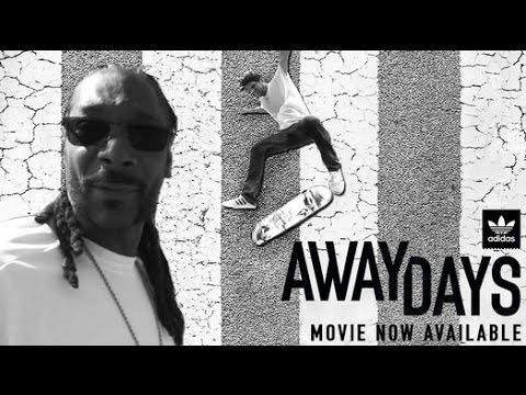 Snoop Dogg the Skate Coach - Dennis Busenitz's part from Adidas Away Days [HD]