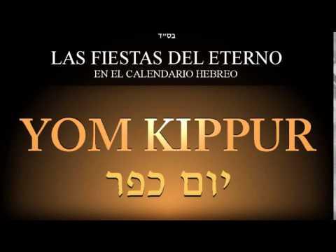 Yom Kippur - Dia de Expiación por el Roeh Dr. Javier Palacios Celorio