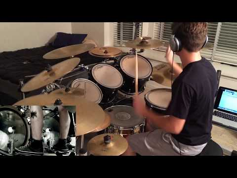 Wormhole Inversion Abominable Putridity Drum Cover