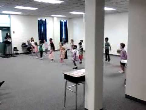 Tony & Alex's Pre-k Graduation pt2 Hollis Hand Elementary School