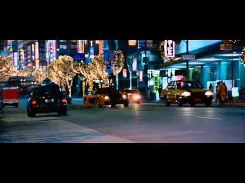 tokyo drift chase scene