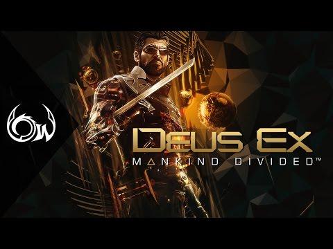 Deus Ex - Mankind Divided | Bemutató