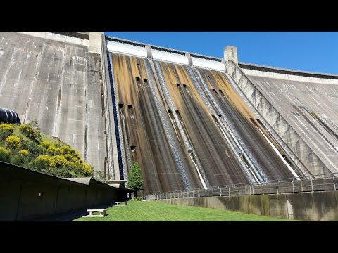 Shasta Dam Tour Highlights April 2017