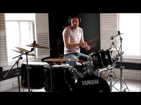 Under Control - The Strokes (Drum cover)