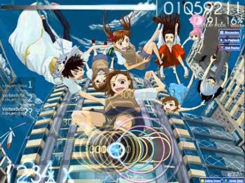 Osu! Hommarju Feat. Latte - Masterpiece (taka's Insane) [B] 91,67%