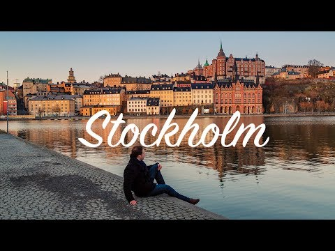 Take better self portraits! - Photographing Stockholm