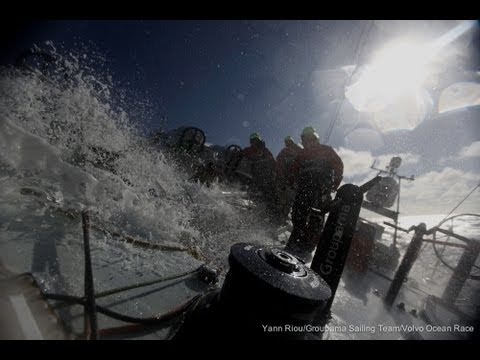 The Toughest Sailing Race in the World | Volvo Ocean Race 2014-15