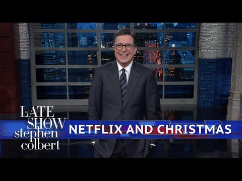 Netflix Is Christmas-Shaming Its Customers