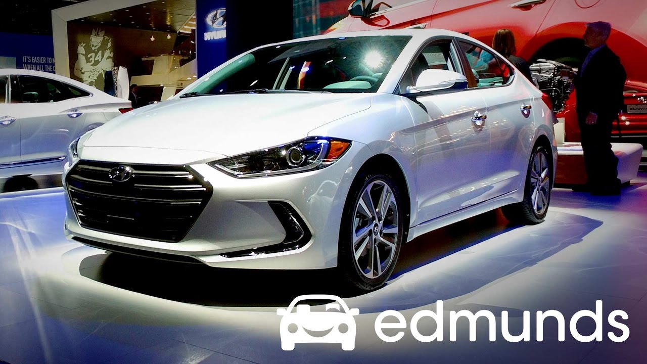 2017 Hyundai Elantra Review Features Rundown Edmunds Youtube