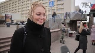 Красноярцы о мэре города