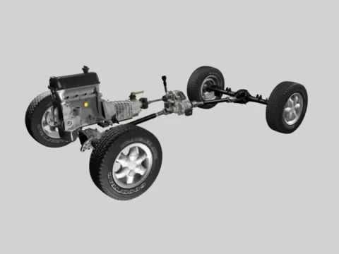 Трансмиссия|Chevrolet Niva