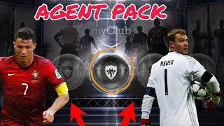 Agent Pack Opening Fw-Cr7 | Gk-M.neuer | Pes 2018