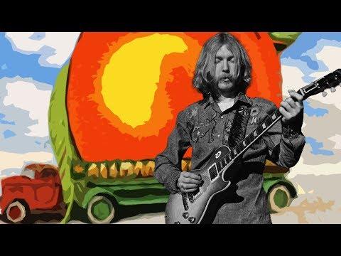 Blue Sky Guitar Lesson (Part 2) - Duane Allman's Solo