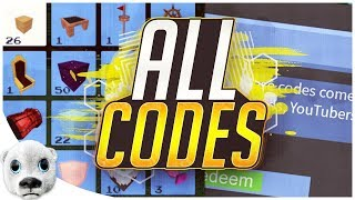 ALL WORKING CODES!!! (Until July 7th 2019) - Build a Boat ROBLOX
