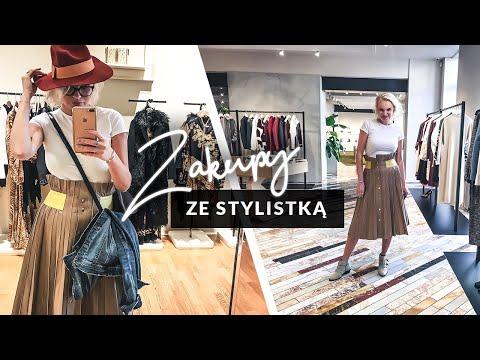 Zakupy ze stylistką w Mediolanie / Personal shopping Milan