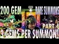 Brave Frontier {JAPAN} | Episode #217: 200 Gem Rare Summons! Part 4