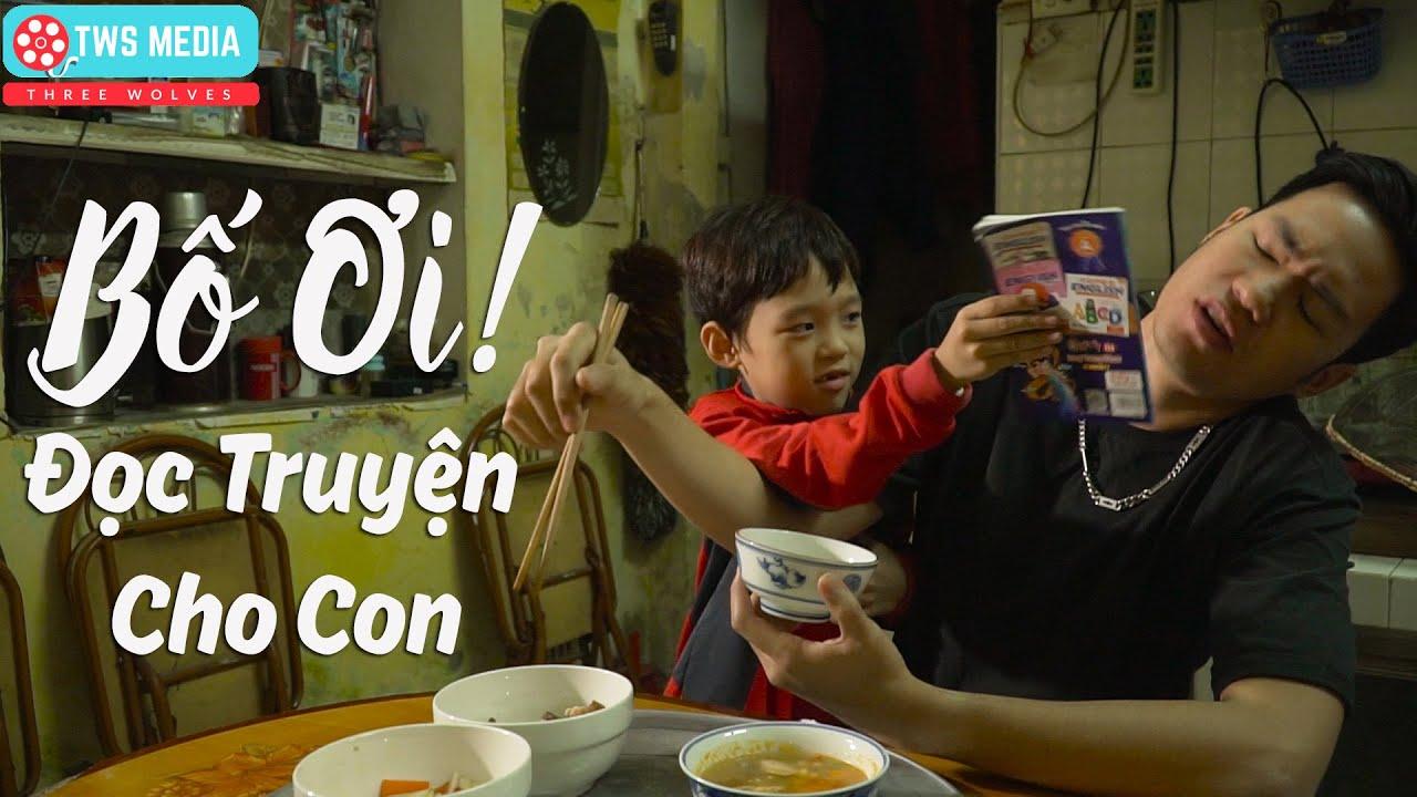 [Phim ngắn] Bố Ơi Đọc Truyện Cho Con - Phim ngắn cảm động Noel 2019 | TWS Media