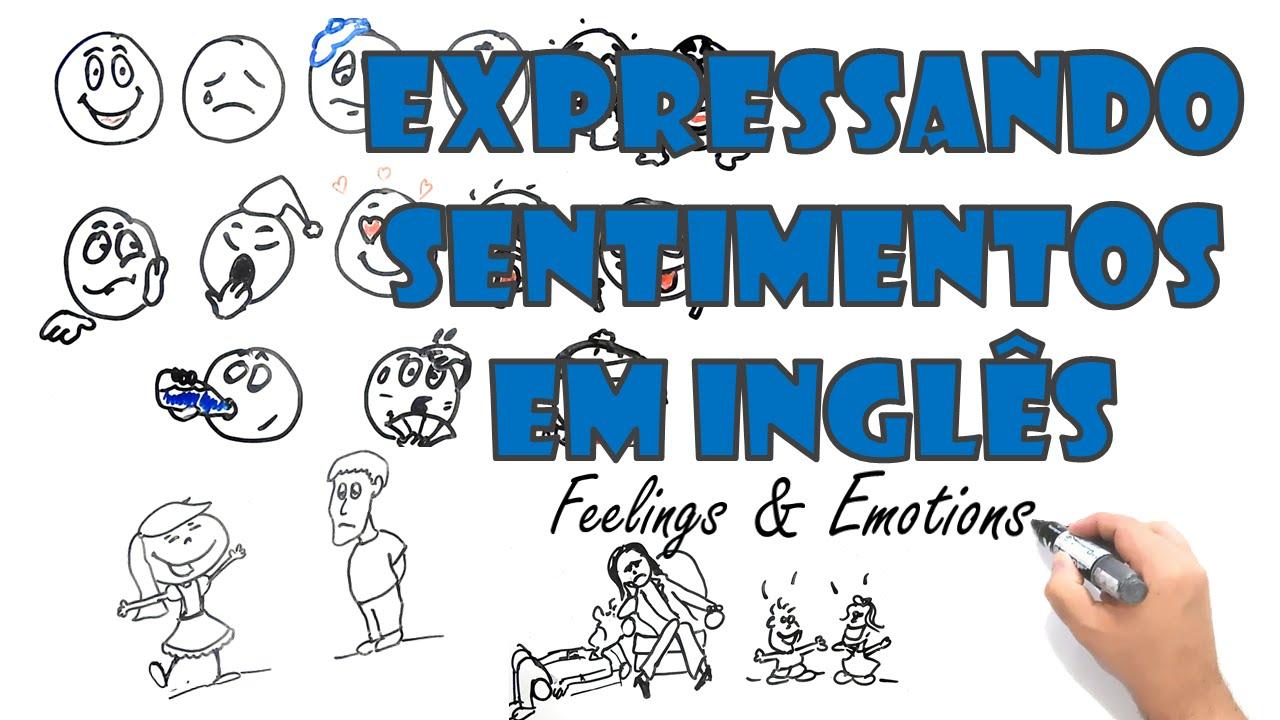 Como Expressar Sentimentos Em Ingles To Be Or Not To Be Youtube