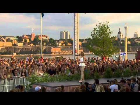 Zara Larsson - Uncover Live Stockholm