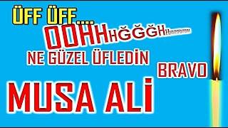 İyi ki Doğdun Musa Ali İsme Özel Komik Doğum Günü Şarkısı