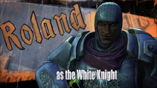 Borderlands 2. Who is the White Knight?