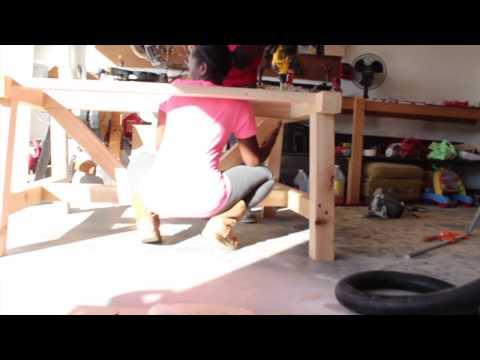 HOW TO BUILD A FARMHOUSE TABLE (HOUSEOFMEIS)