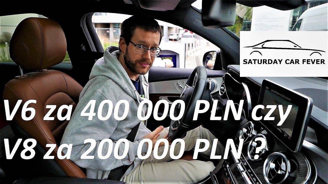 2018 Mercedes-AMG GLC 43 Coupe DYLEMAT V6 czy V8 ? Test PL