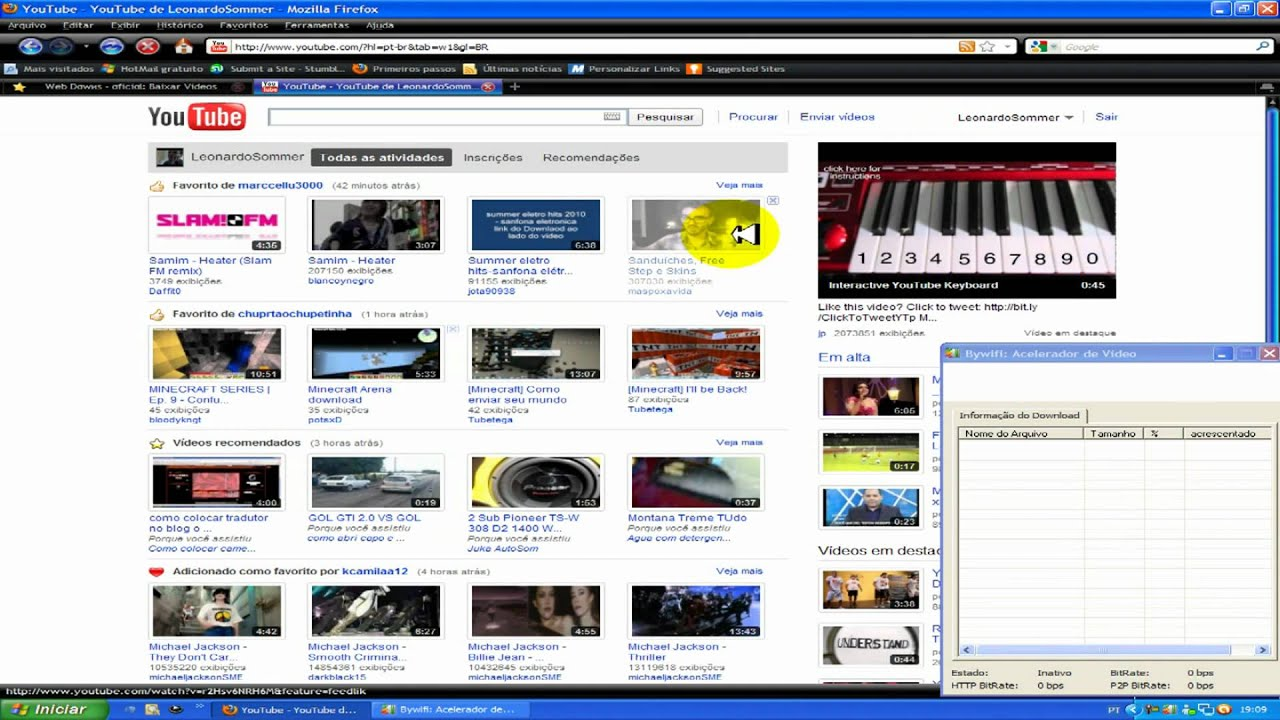 STREAMING 2.8.1 DOWNLOADER BYWIFI BAIXAR VIDEO