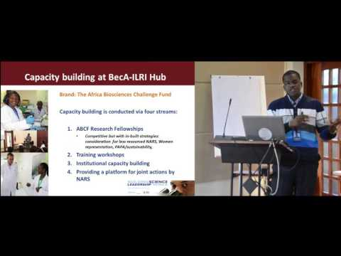 BecA-ILRI Hub capacity building program - Empowering African scientists