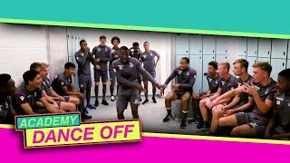 The Crystal Palace Academy boys are different gravy in the Total Tekkers Dance Off
