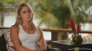 Repeat youtube video Carol Narizinho Panicat - 720p - Ensaio Jr Duran - Casa Bonita 4