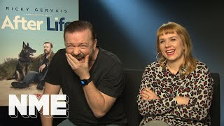 Ricky Gervais on After Life