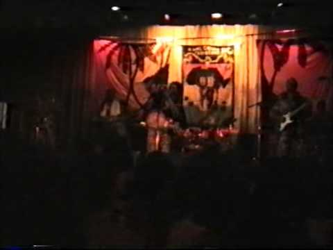 Aqua Levi - Babylon Must Set Me Free (Live)