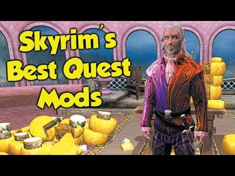 Skyrim Remastered Top 5 Quest Mods of All Time! (Xbox One Mods) thumbnail
