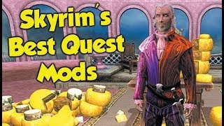 Skyrim Remastered Top 5 Quest Mods of All Time (2018)