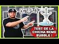 TEST DE LA CHICHA OCTOPUZ NEMO BUBBLE !