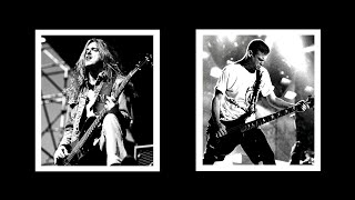 CLIFF BURTON & JASON NEWSTED: a little bass journey to classic Metallica