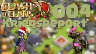 "COC [Kriegsreport #004] ""GoWiPe oder GoWiWi?"" | Let`s Play Clash of Clans [DEUTSCH]"