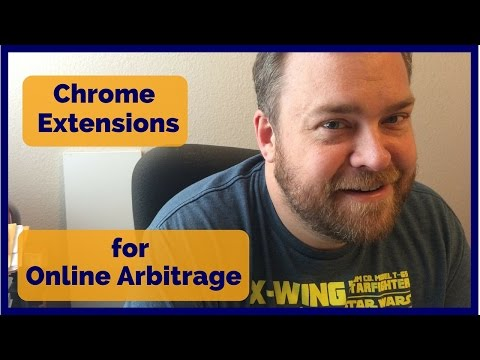 Online Arbitrage Amazon FBA Sourcing - Google Chrome Extensions