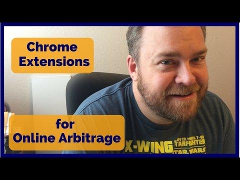 Online Arbitrage Amazon FBA Sourcing - Google Chrome Extensions