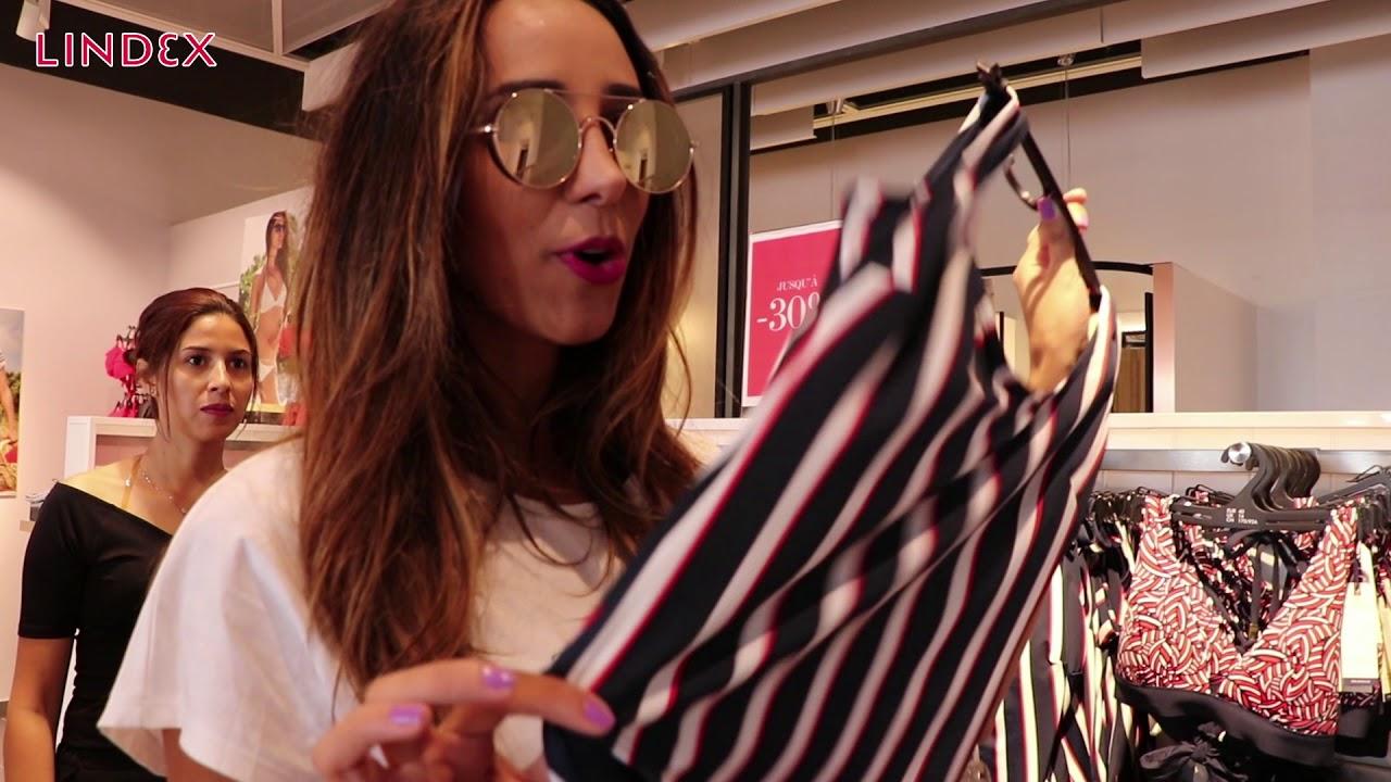 Mayssa Boutique les soldes chez lindex à la soukra avec mayssa ferchichi - youtube