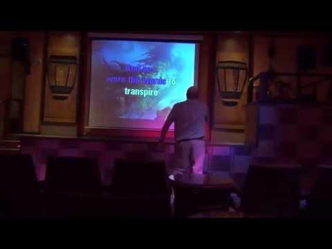 Nick Karaoke at Riu Touareg Boa Vista Part 2