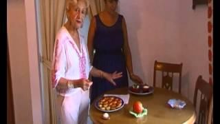 """LEZIONE PARTICOLARE DI CUCINA N.5 MARINELLA PENTA de PEPPO """"I Ravioli di Capri e la Caprese"""""""