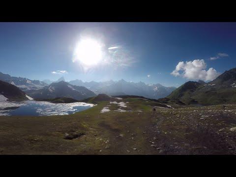Trail du Verbier Saint-Bernard- XAlpine 2016
