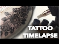 Tattoo time lapse real time flowers on thigh roses and sunflowers chrissy lee tv mp3