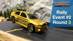 Diecast Rally Championship (Event 2 Round 3) Hot Wheels Car Racing