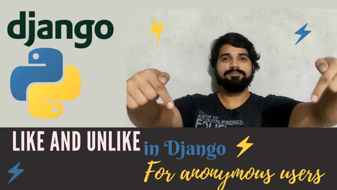 How to Create A Like Button in Django   For anonymous Users